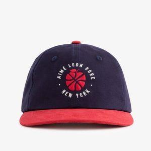 ALD x NB Colorblock Hat Navy